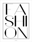 Plakat Fashion