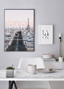 Plakat Paris