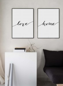 Idealna para Love + Home