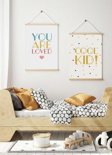 Idealna para You are loved + Cool kid