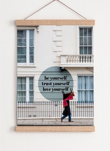 Plakat Love yourself
